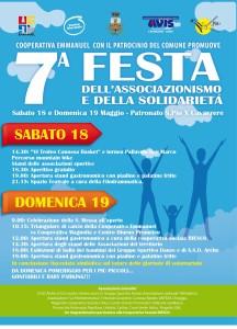 Festa associazionismo 2013