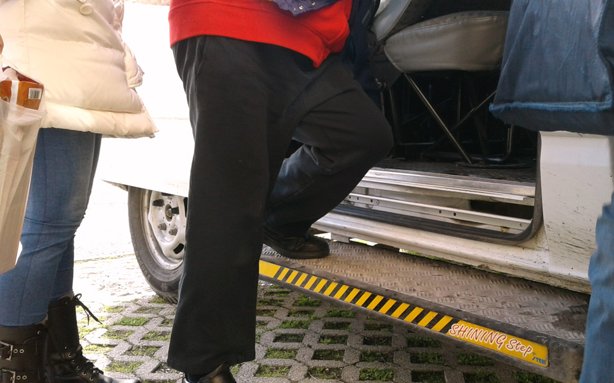 Acquisto di veicoli attrezzati per disabili